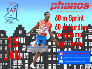 EAP Indoor Amsterdam2020 Flyer